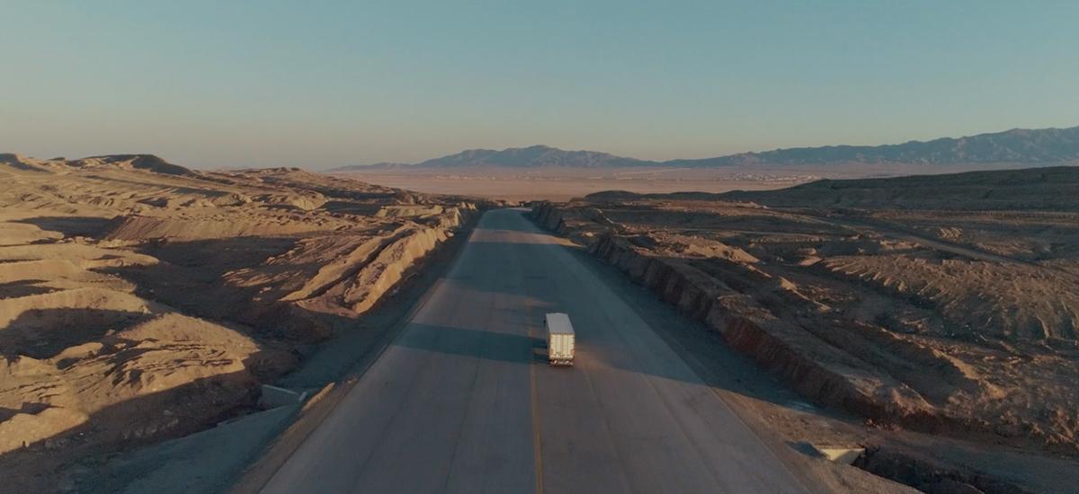 آگهی تلویزیونی سرکان - خودروهای سنگین
